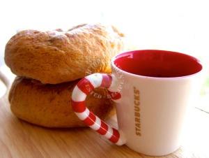 cinnamon & raisin bagel