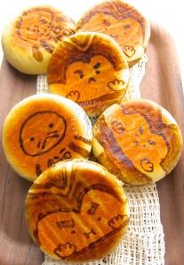 sumo wrestler flat buns