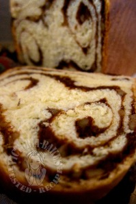 Potica (slovenian nut bread)